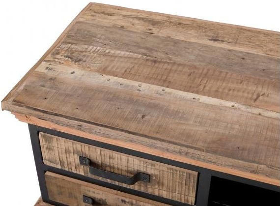 The Cosgrove Collection 2 Drawer Coffee Table