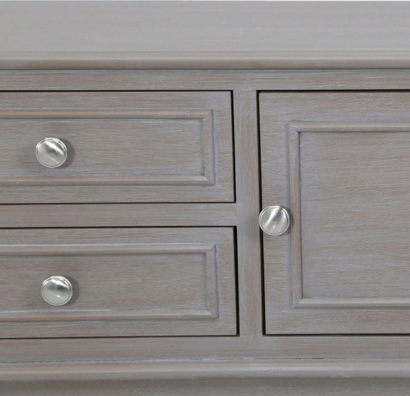 Driffield Taupe Sideboard