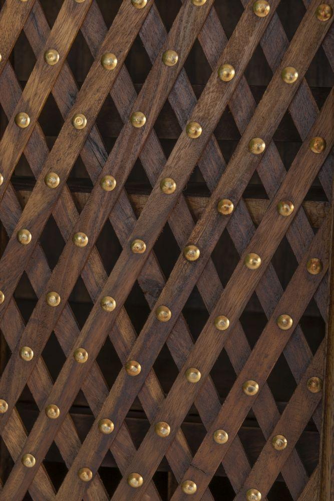 Jali Indian Sheesham Wood Extra Large 200cm Entertainment Unit