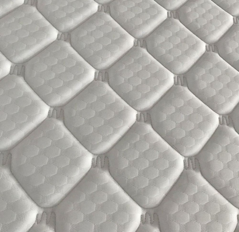 Ambridge White Fabric Pocket Sprung Mattress