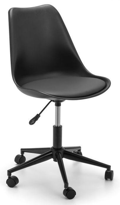 Julian Bowen Erika Black Office Chair