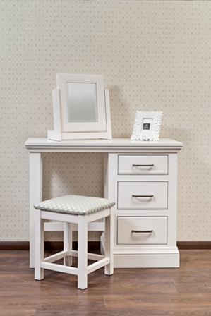 TCH Coelo Painted 3 Drawer Dressing Table