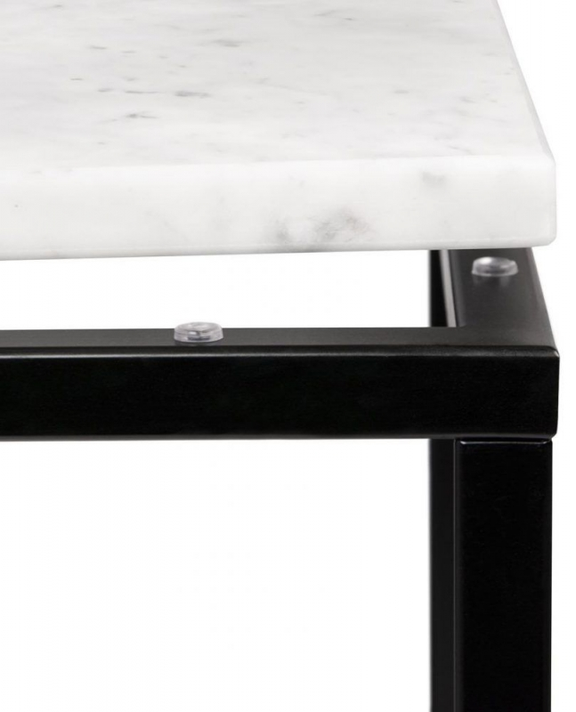 Temahome Prairie Marble Side Table