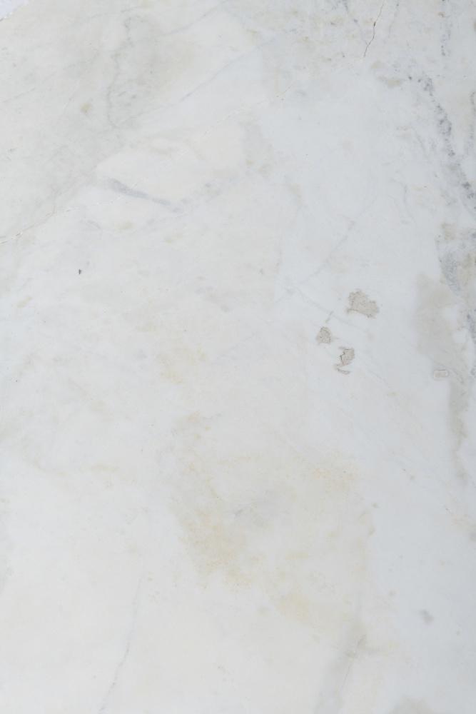 Scandi White Marble Coffee Table