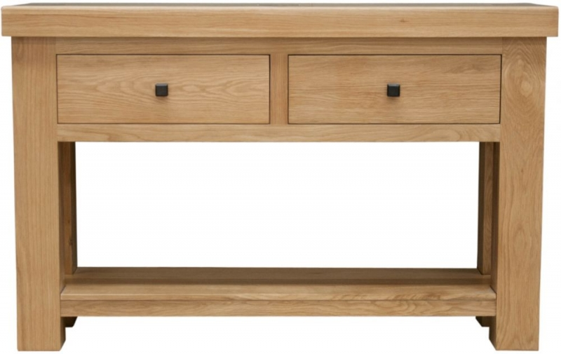 Homestyle GB Bordeaux Oak Console Table