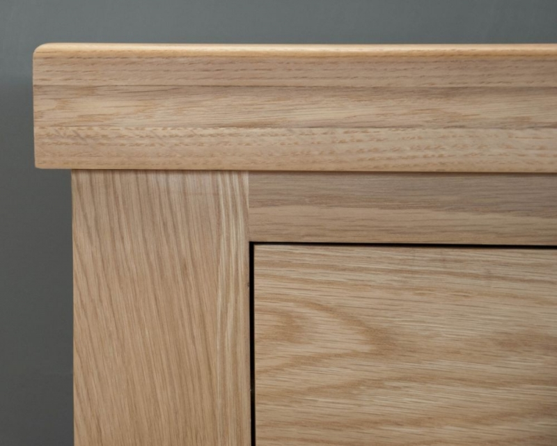 Homestyle GB Bordeaux Oak Medium Sideboard