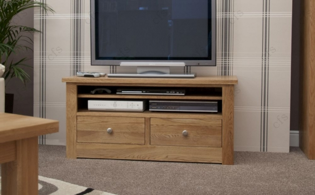Homestyle GB Torino Oak Plasma Unit - Small