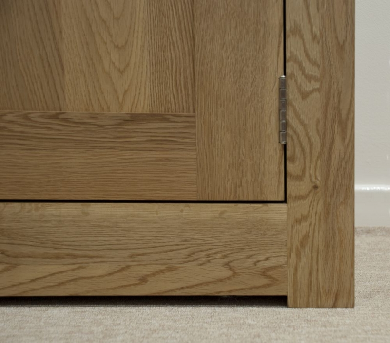 Homestyle GB Torino Printer Cabinet - Oak