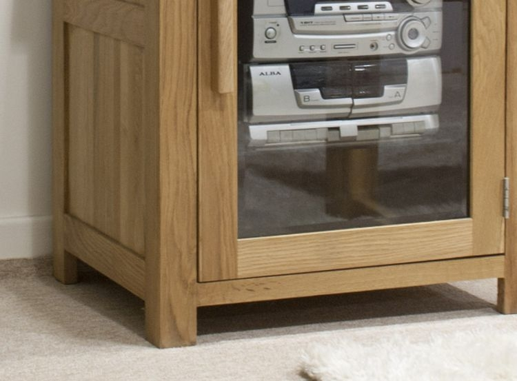 Homestyle GB Opus Oak Hifi Unit