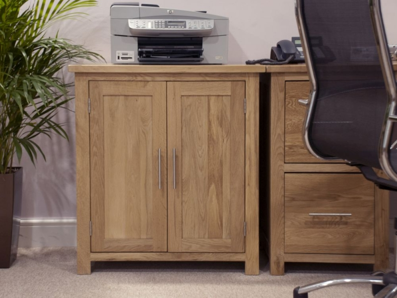 Homestyle GB Opus Printer Cabinet - Oak