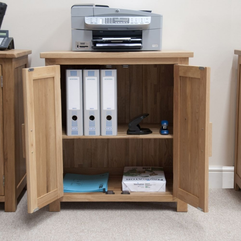 cabinet feet buy homestyle gb opus oak printer cabinet cfs uk 12853