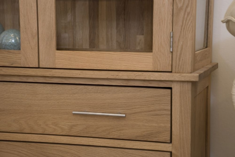 Buy Opus Display Cabinet Homestyle Gb Opus Solid Oak Display Units
