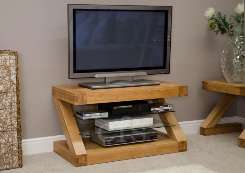 Homestyle GB Z Oak Designer TV Unit