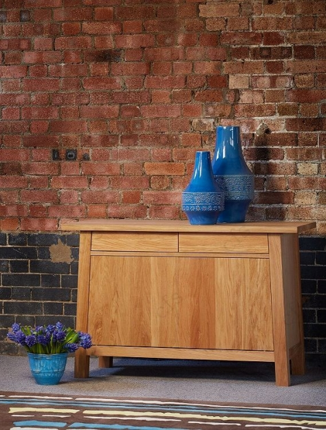Qualita Trinity Oak Sideboard