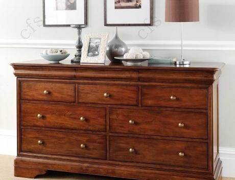 Willis and Gambier Antoinette Wide 4+3 Drawer Chest