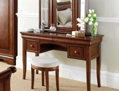 Willis and Gambier Antoinette 2 Drawer Dressing Table
