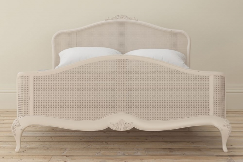 Willis and Gambier Ivory Bedstead
