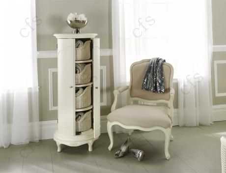 Willis and Gambier Ivory Storage Cabinet
