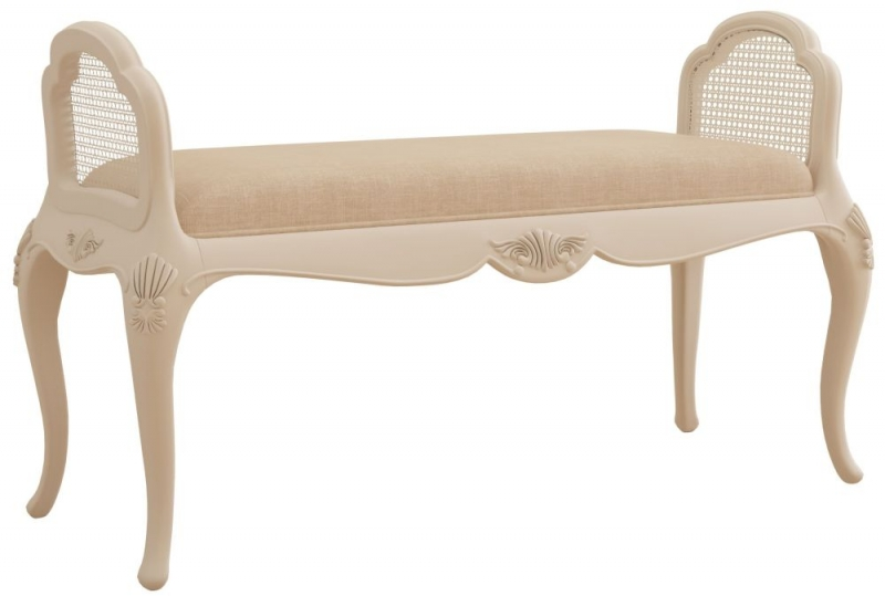 Willis and Gambier Ivory Bench
