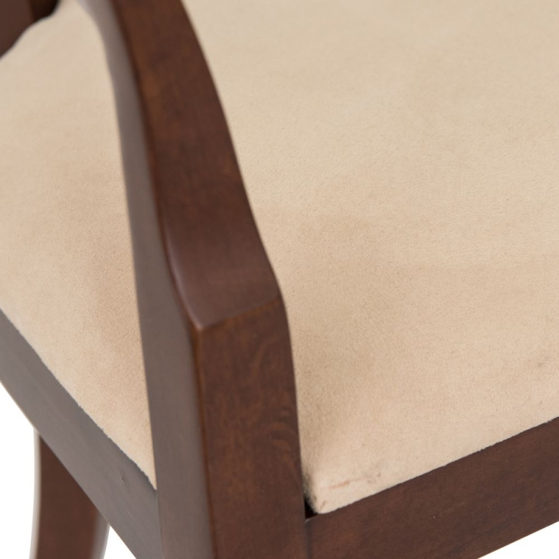 Willis and Gambier Lille Cherry Hall Chair