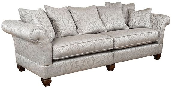 Buoyant Constable 4 Seater Fabric Modular Sofa