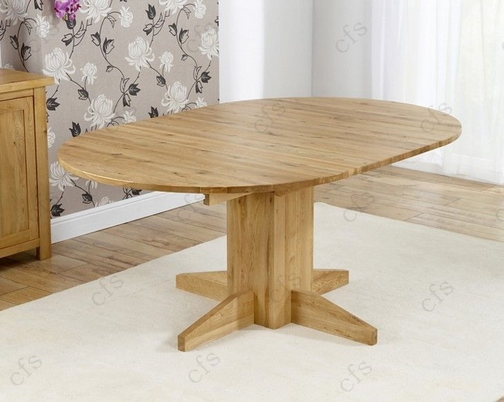 Mark Harris Dorchester Solid Oak 120cm Round Extending Dining Table with 6 Stefini Grey Chairs