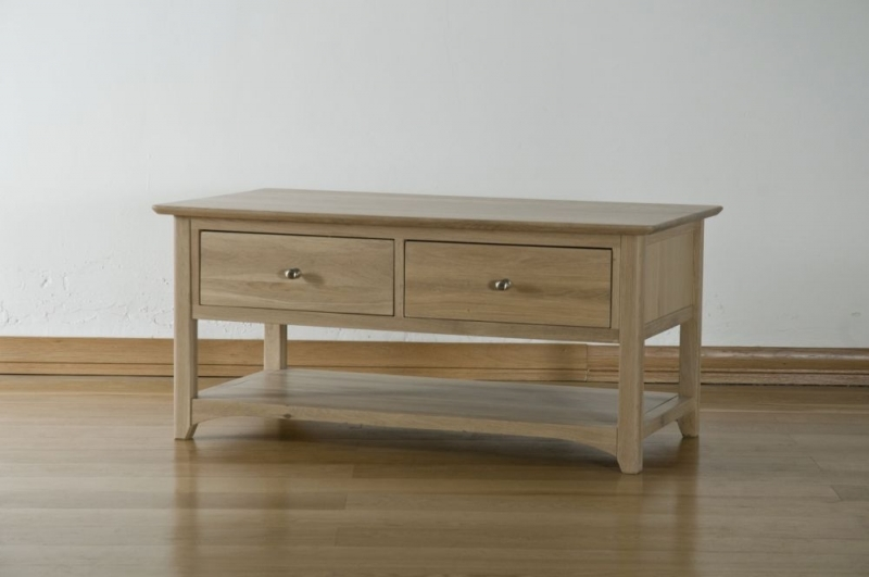 Toulouse Oak Large Coffee Table