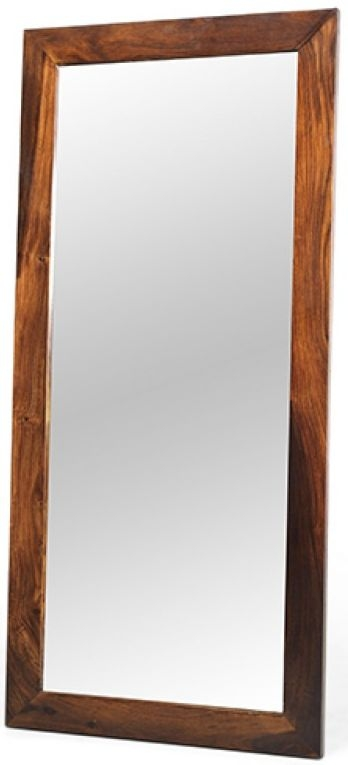 Kuba Sheesham Tall Mirror