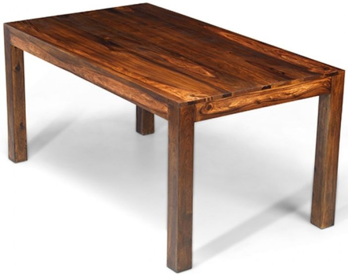Kuba Sheesham Large Dining Table