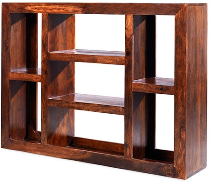 Kuba Sheesham Large Multi Shelf