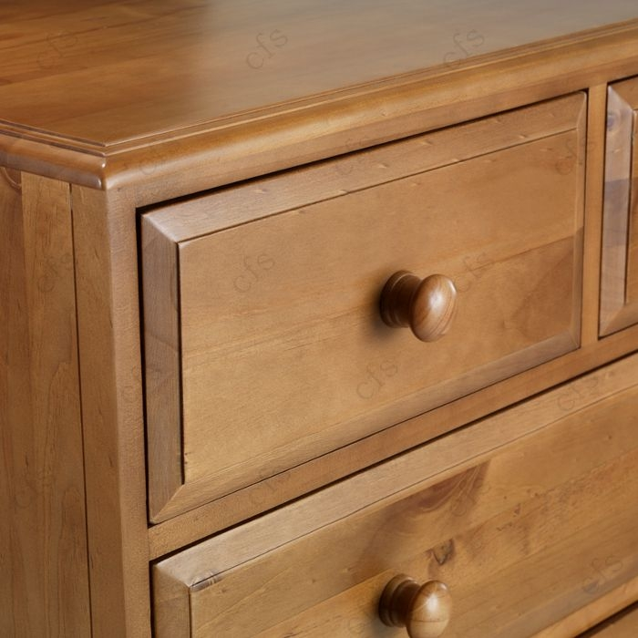 Hendon Pine 2+3 Chest of Drawer
