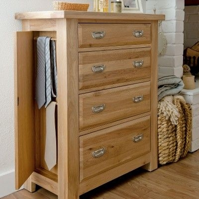 Willis and Gambier Tuscany Hills 4 Chest of Drawer with Side Door