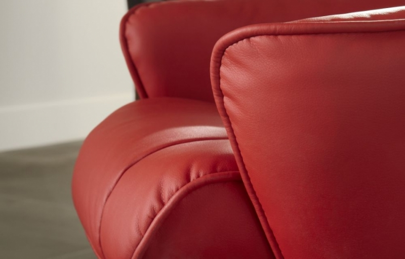 Serene Bergen Red Faux Leather Recliner Chair Serene  : 4Serene Bergen Red Faux Leather Recliner Chair 16 from choicefurnituresuperstore.co.uk size 850 x 562 jpeg 244kB