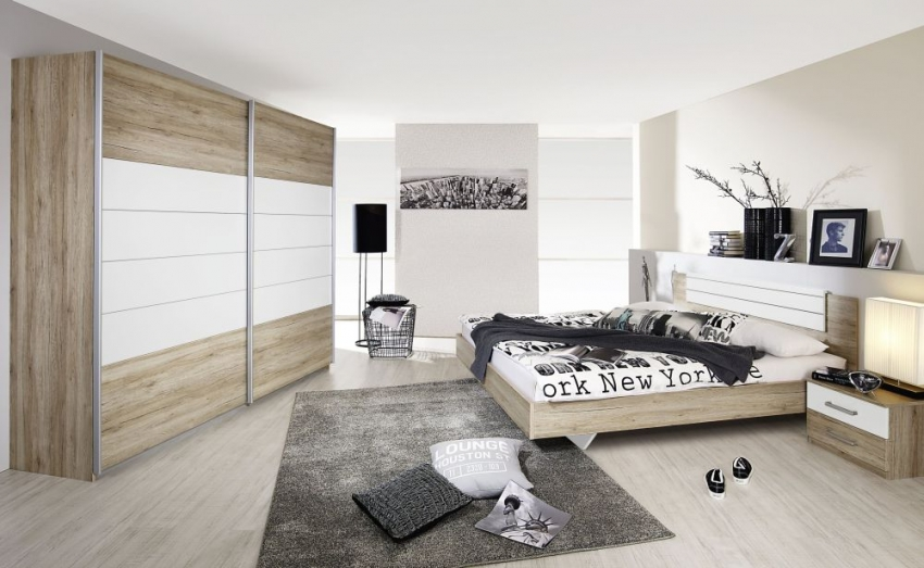 Rauch Barcelona Bed Combination