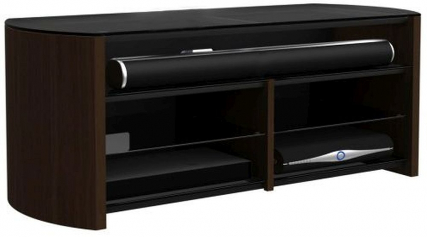 Alphason Finewood  Walnut TV Cabinet - FW1350SB-W