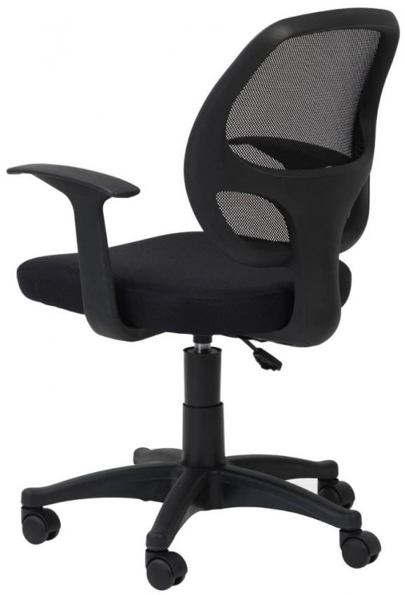 Alphason Davis Black Mesh Office Chair - AOC9118-M-BK