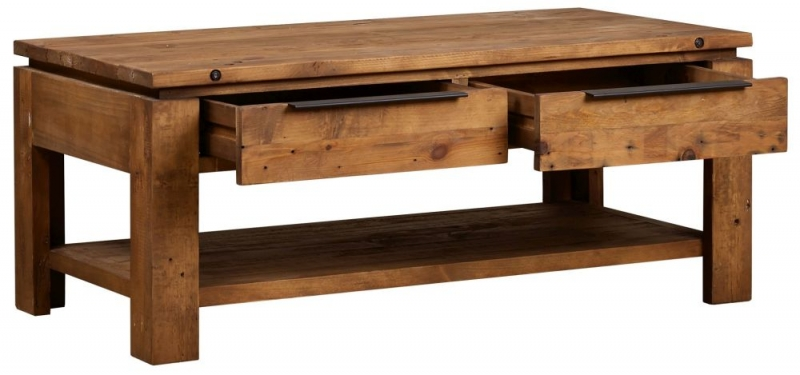 Mark Webster New York Coffee Table - 2 Drawer