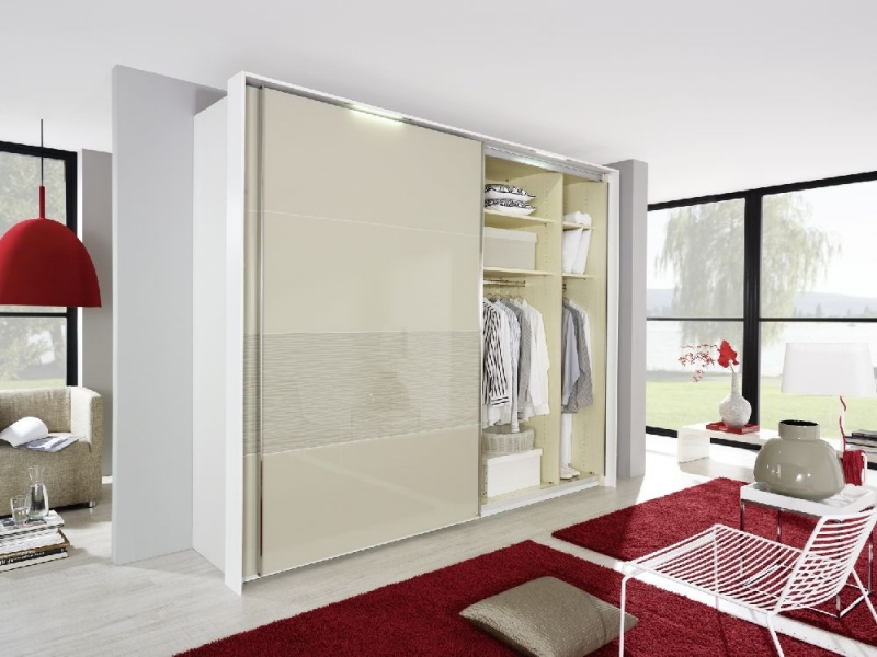 Rauch Xtend Sliding Wardrobe with Line