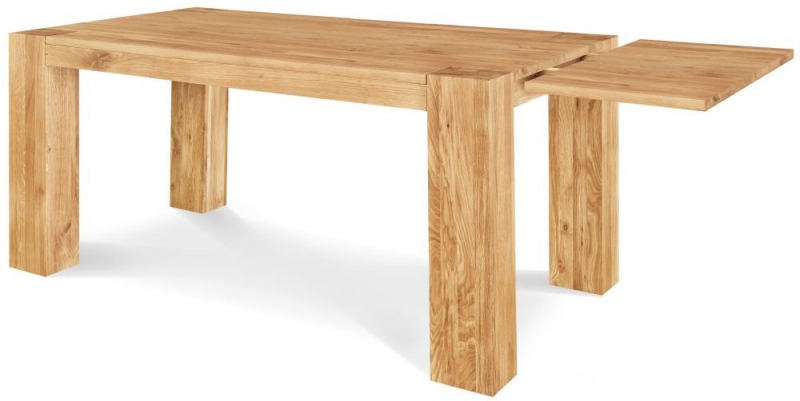 Clemence Richard Massive Oak Dining Table Type15