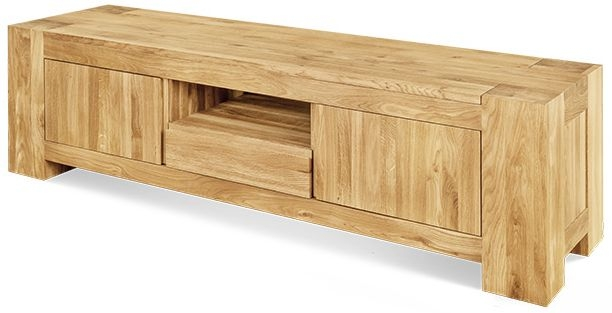 Clemence Richard Massive Oak TV Unit Type20