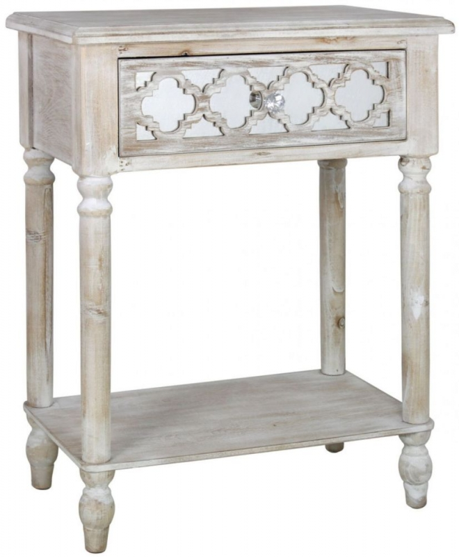 Hamilton Beach 1 Drawer End Table