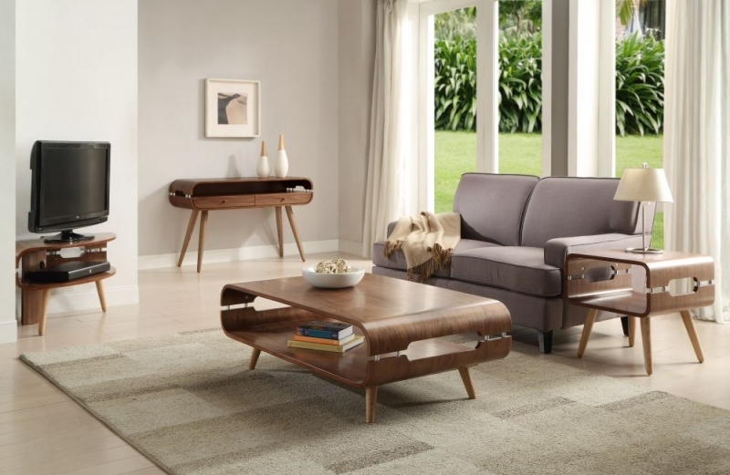 Jual Walnut Coffee Table JF703