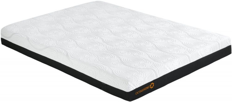 Dormeo Octaspring Roma Fabric Divan Bed with 5500 Mattress