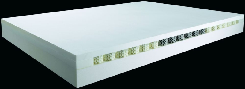 Dormeo Octaspring Loire Fabric Divan Bed with 5500 Mattress