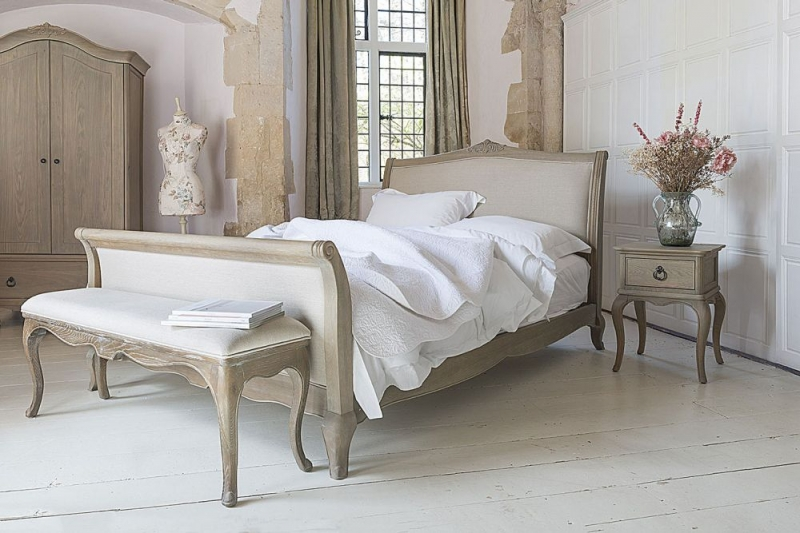 Willis and Gambier Camille High Foot End Bedstead