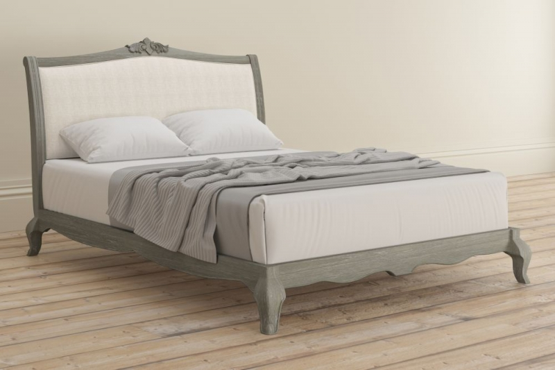 Willis and Gambier Camille Oak High Foot End Bedstead