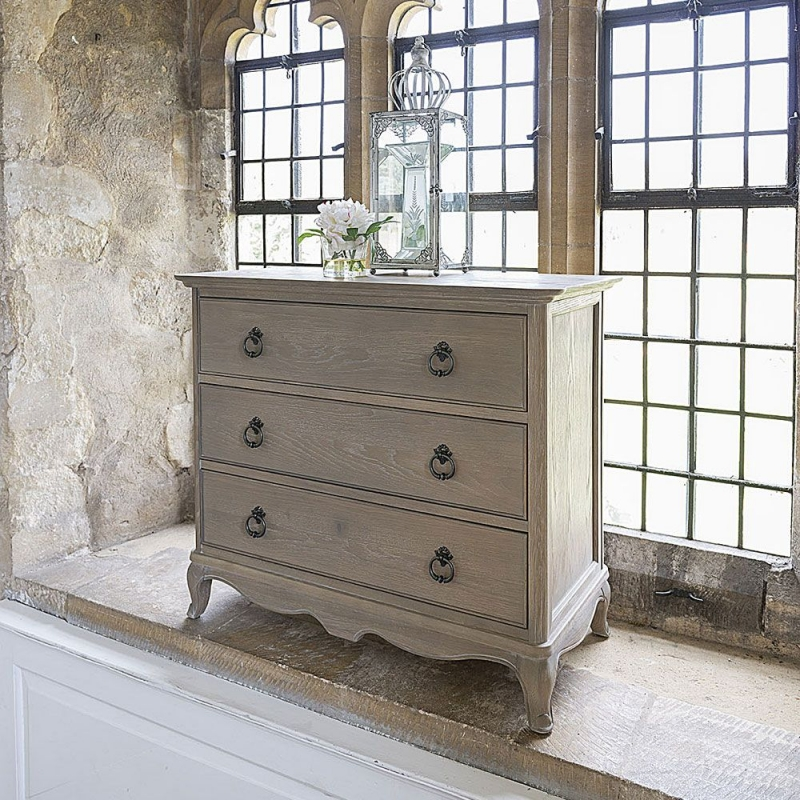 Willis and Gambier Camille 3 Chest of Drawer