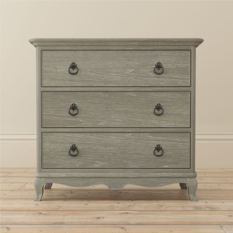 Willis and Gambier Camille Oak 3 Drawer Chest