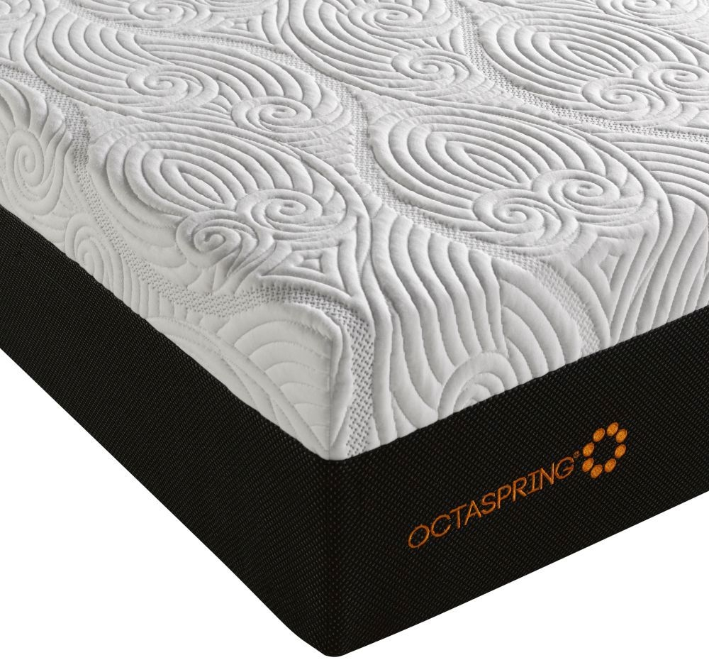 Buy dormeo octaspring revive fabric divan bed with 8500 for Fabric divan beds