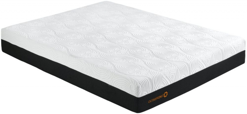 Dormeo Octaspring Revive Fabric Divan Bed with 9500 Mattress
